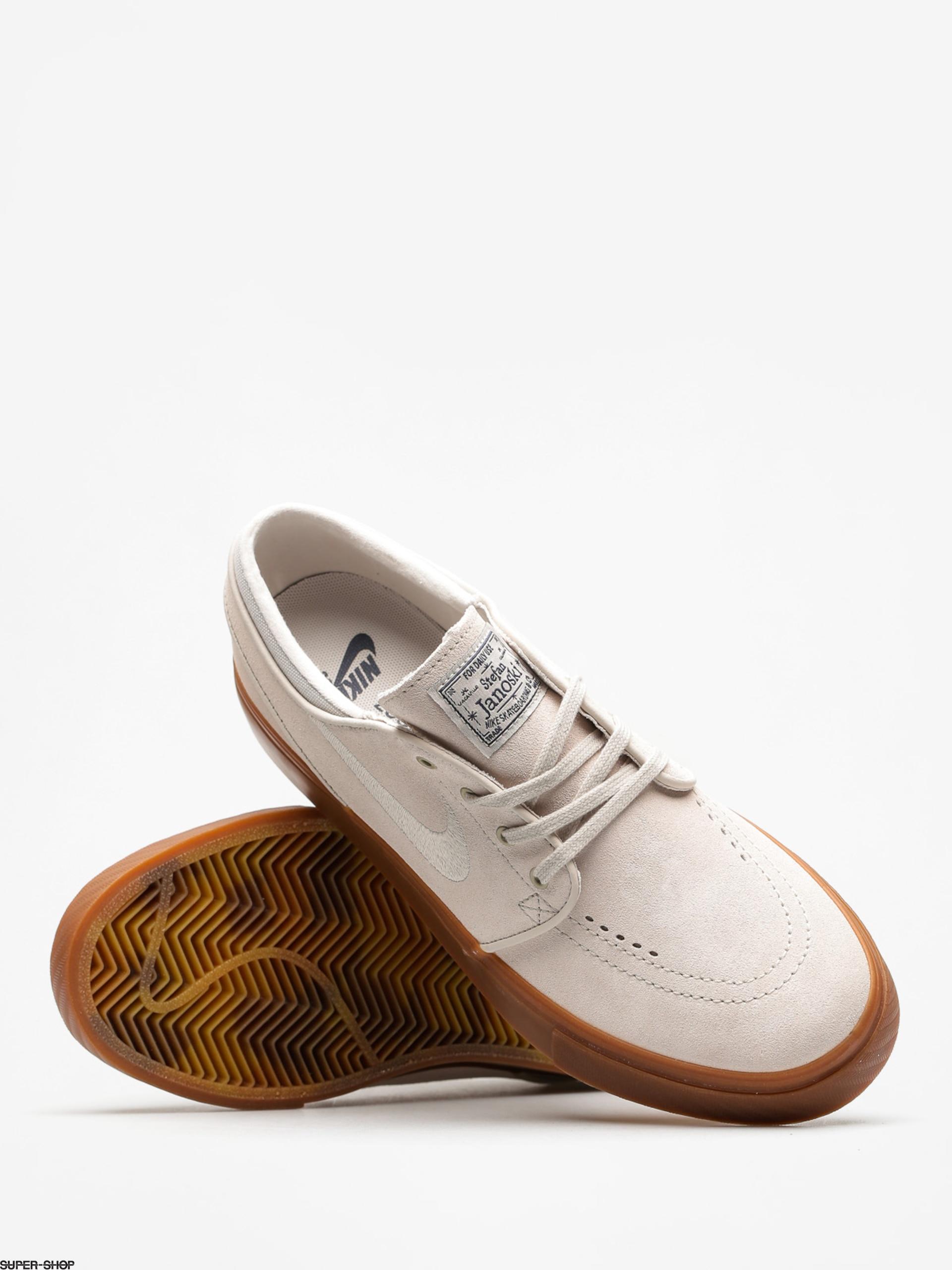 online retailer 5af24 b50c1 Nike SB Shoes Zoom Stefan Janoski (light bonelight bone thun