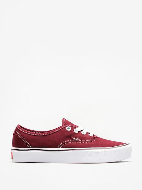 Vans Schuhe Authentic Lite (canvas/port/royale/true/white)