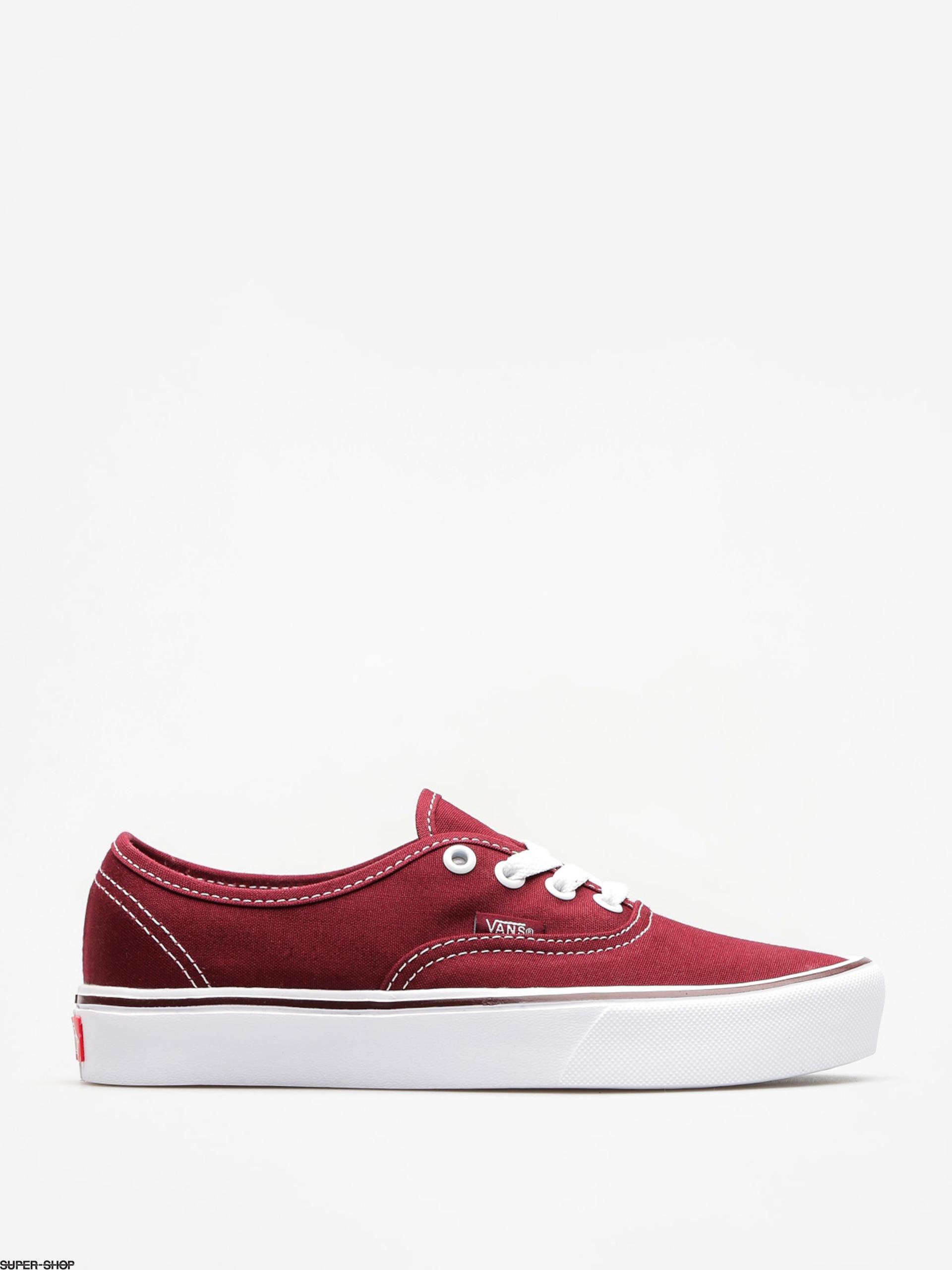 3a19ddfcaa3 Vans Shoes Authentic Lite (canvas port royale true white)