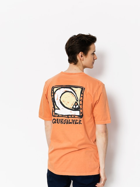 Quiksilver T-shirt Durable Dens Way