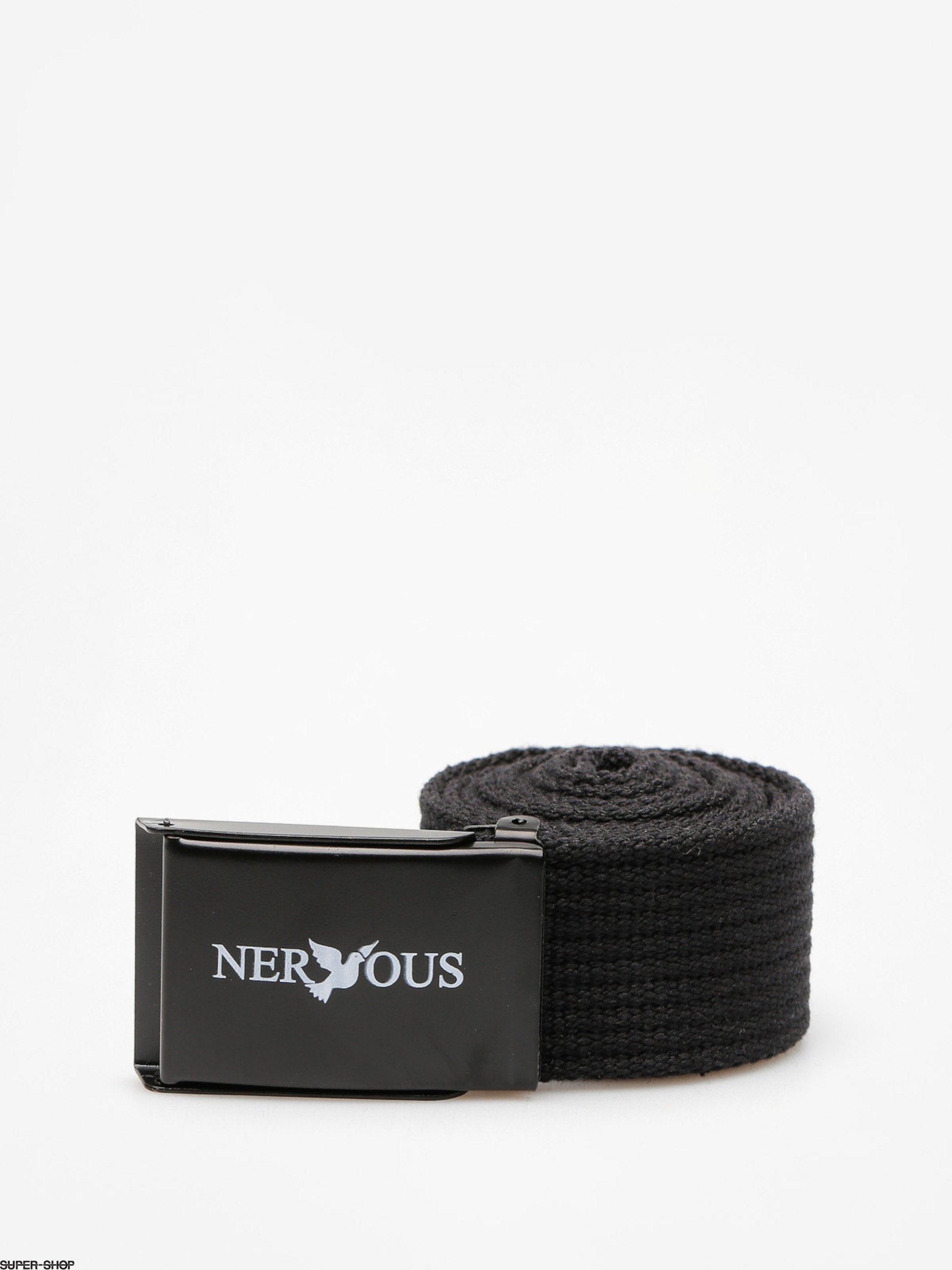 Nervous Belt Classic (black)