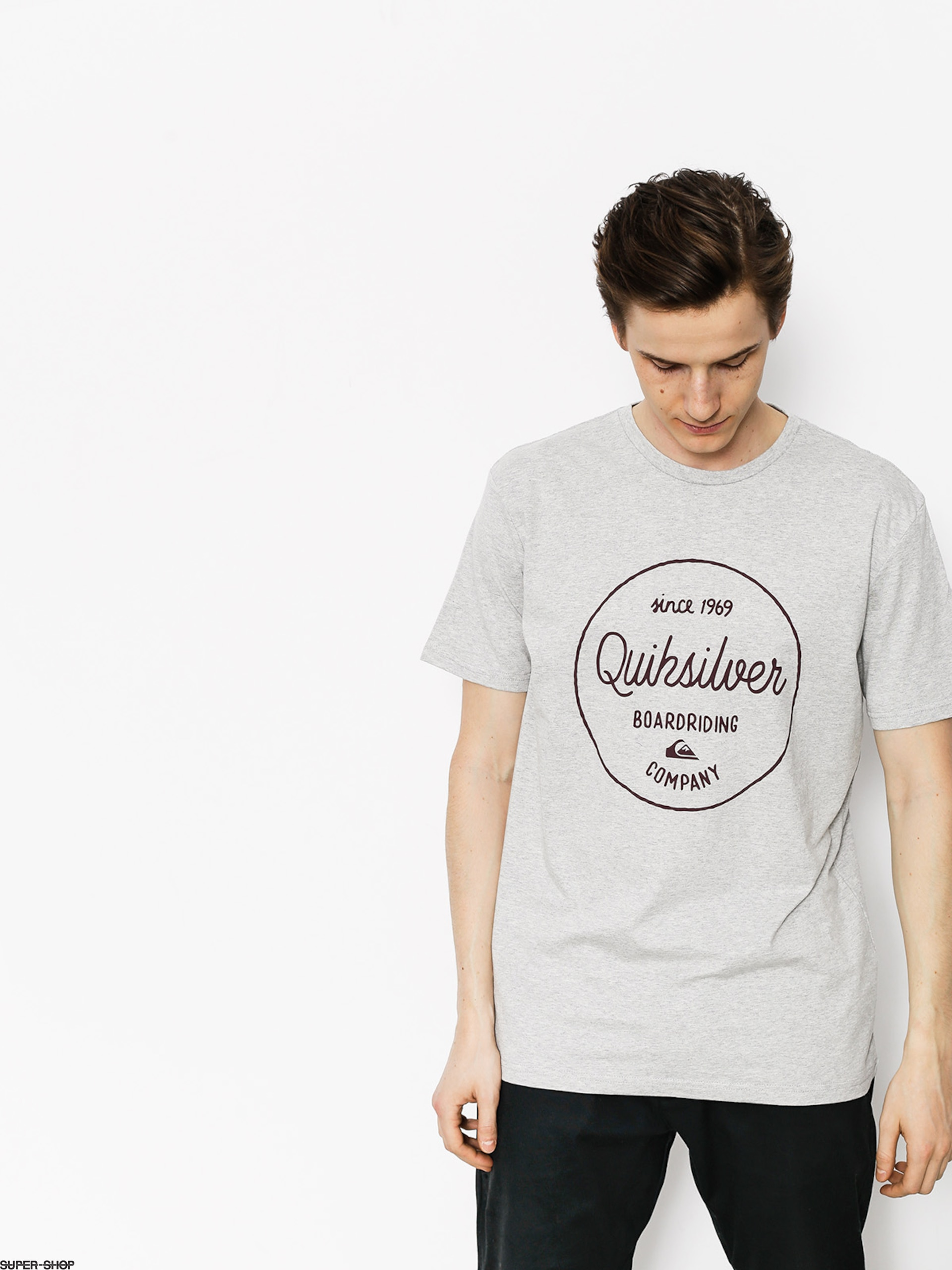 Quiksilver T-Shirt Classic Morning Slides