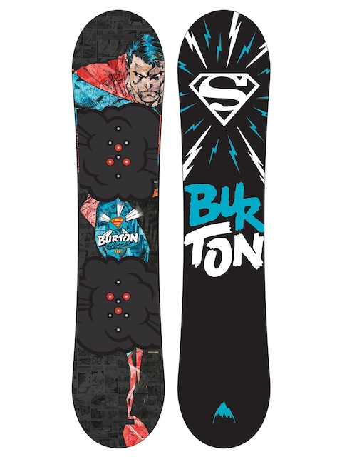 Burton Snowboard Chopper Dc Comics (multi/superman)