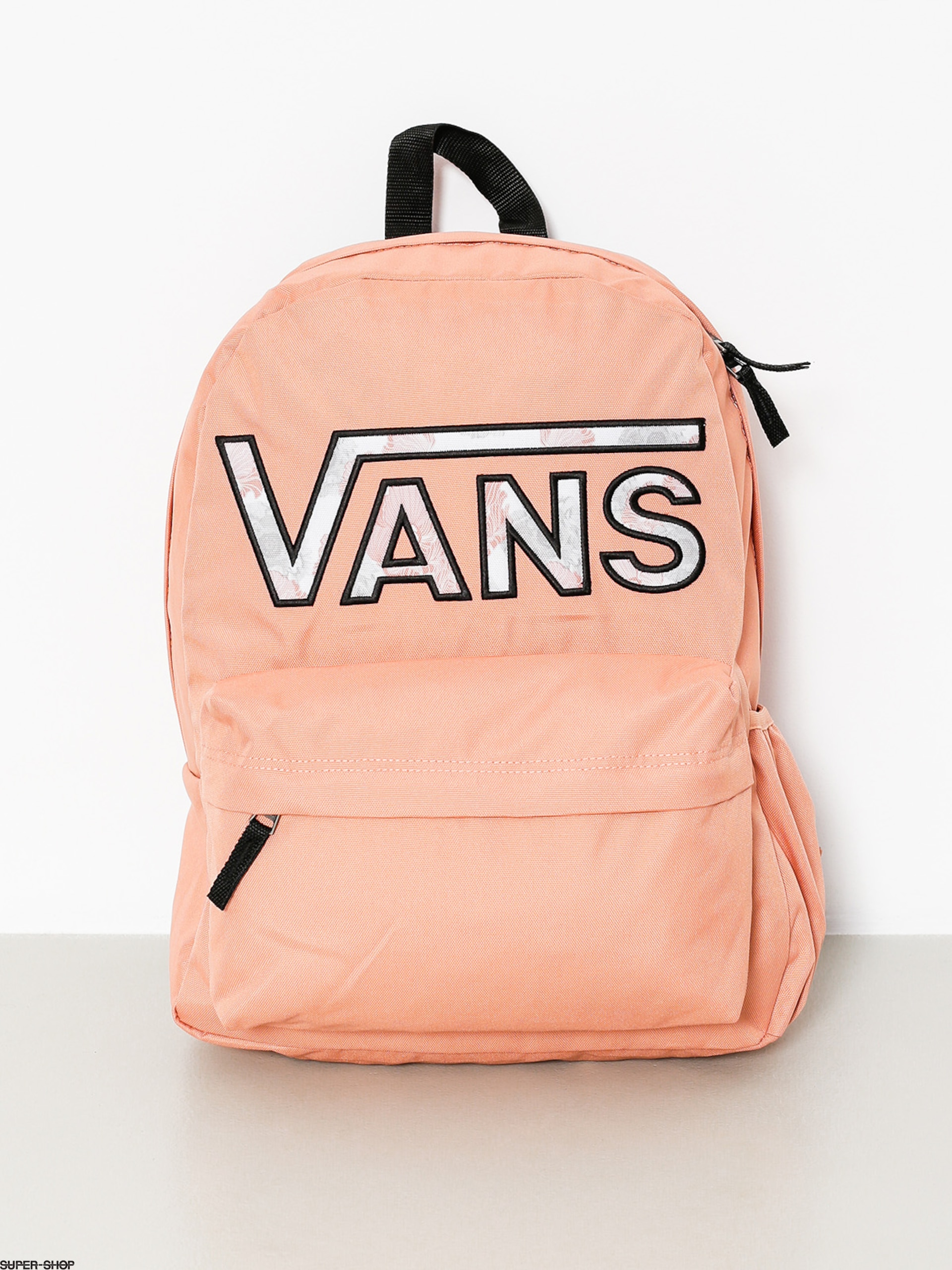 c09c2b4043a74 Vans Backpack Realm Flying V Wmn (muted clay poppy)