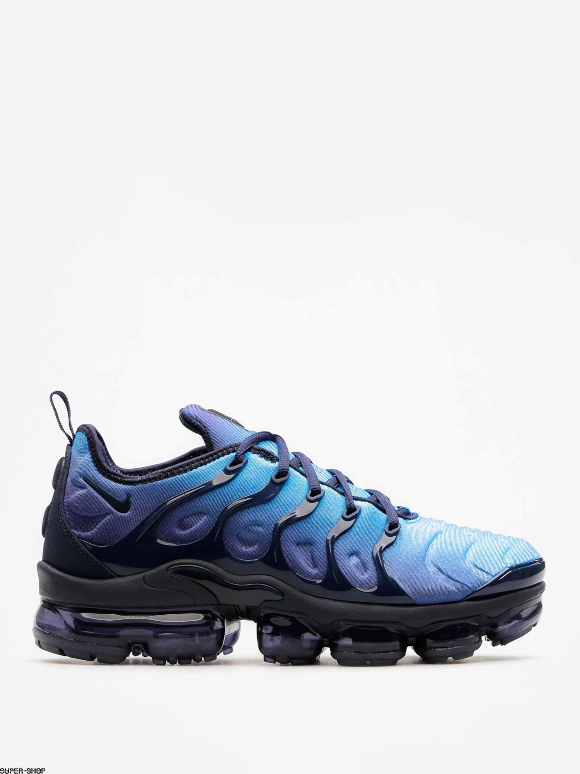 Nike Shoes Air Vapormax Plus (obsidian/obsidian photo blue black)