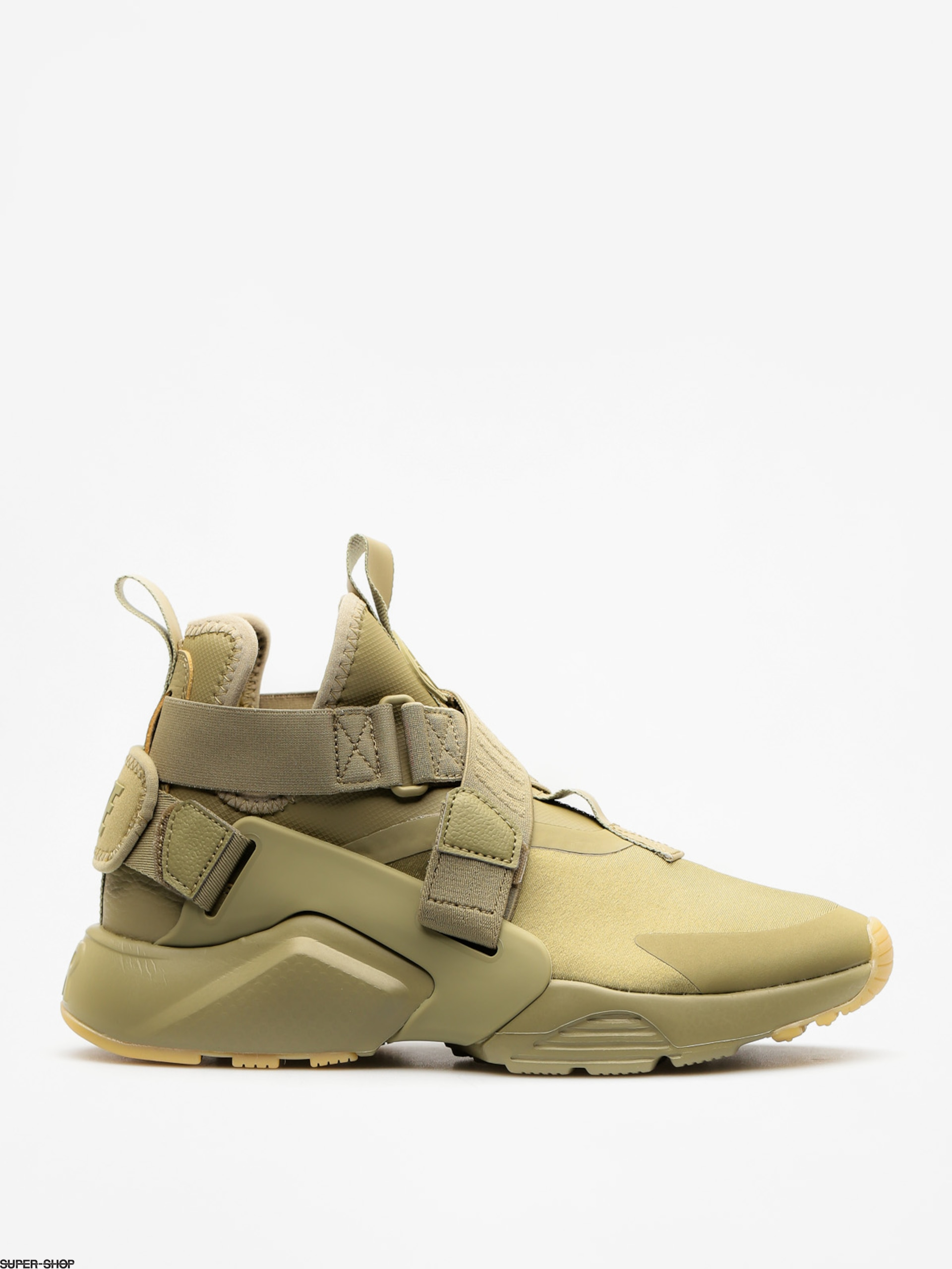 Nike Shoes Air Huarache City Wmn (neutral olive/neutral olive black)