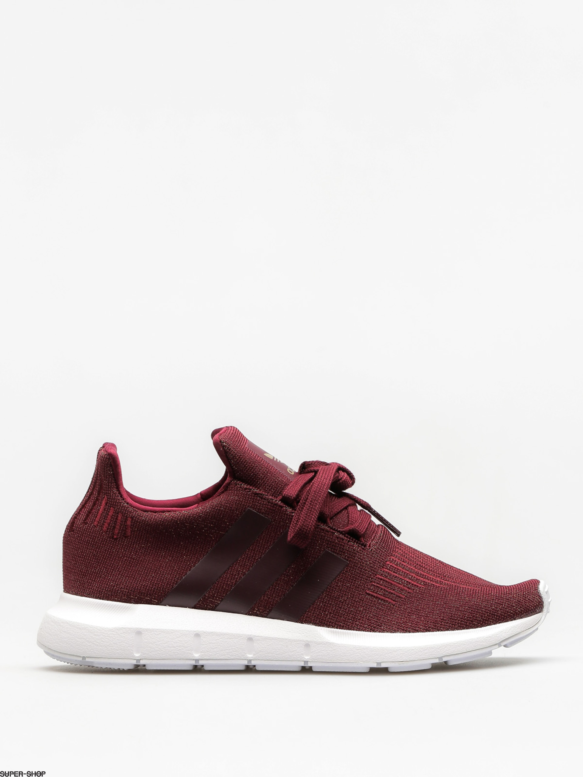 adidas Shoes Swift Run W Wmn (maroon/maroon/ftwwht)