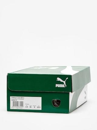 Puma Shoes Platform Trace Wmn (puma black/puma black)