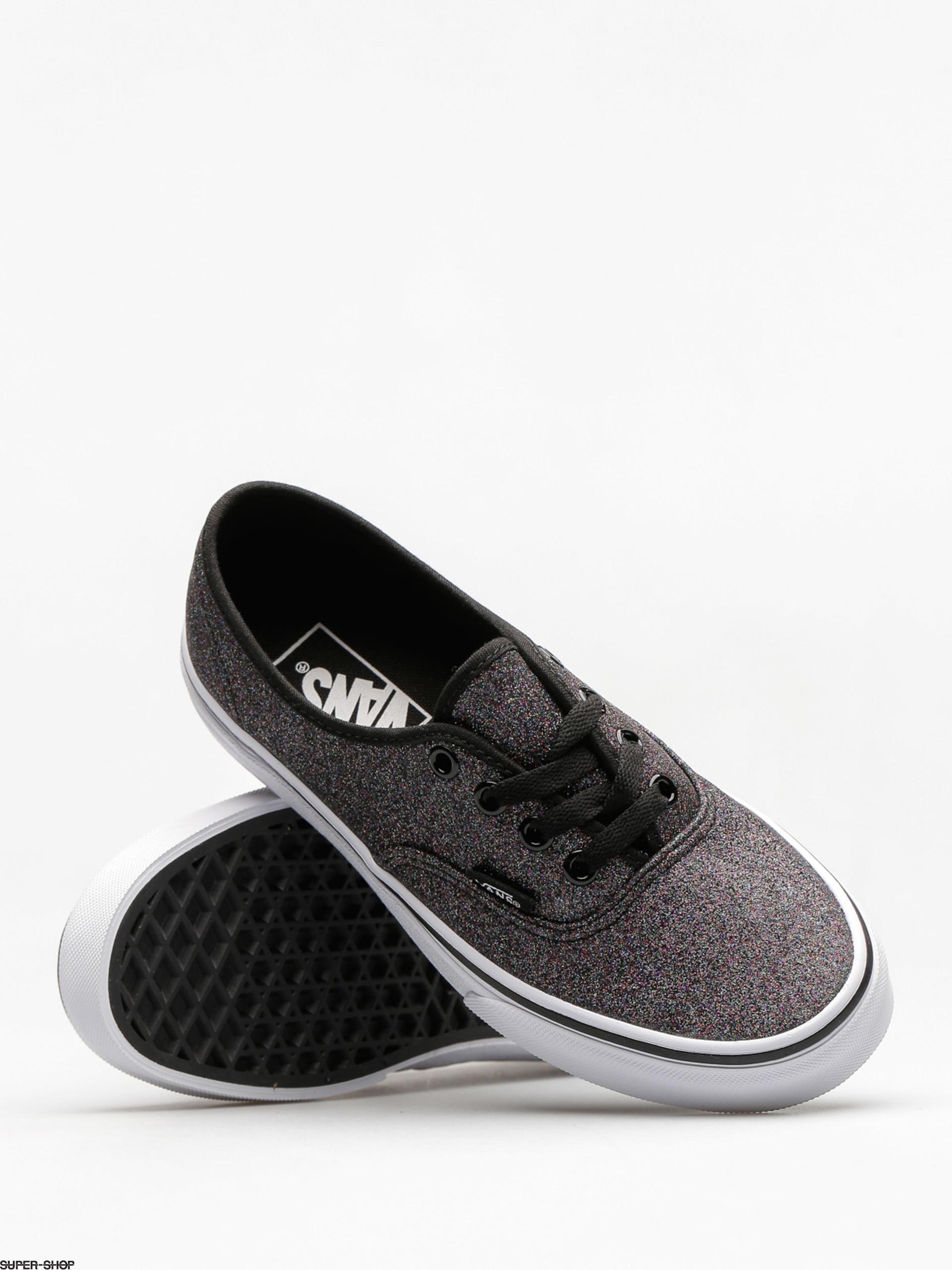 Vans Shoes Authentic (glitter/rainbow/black)