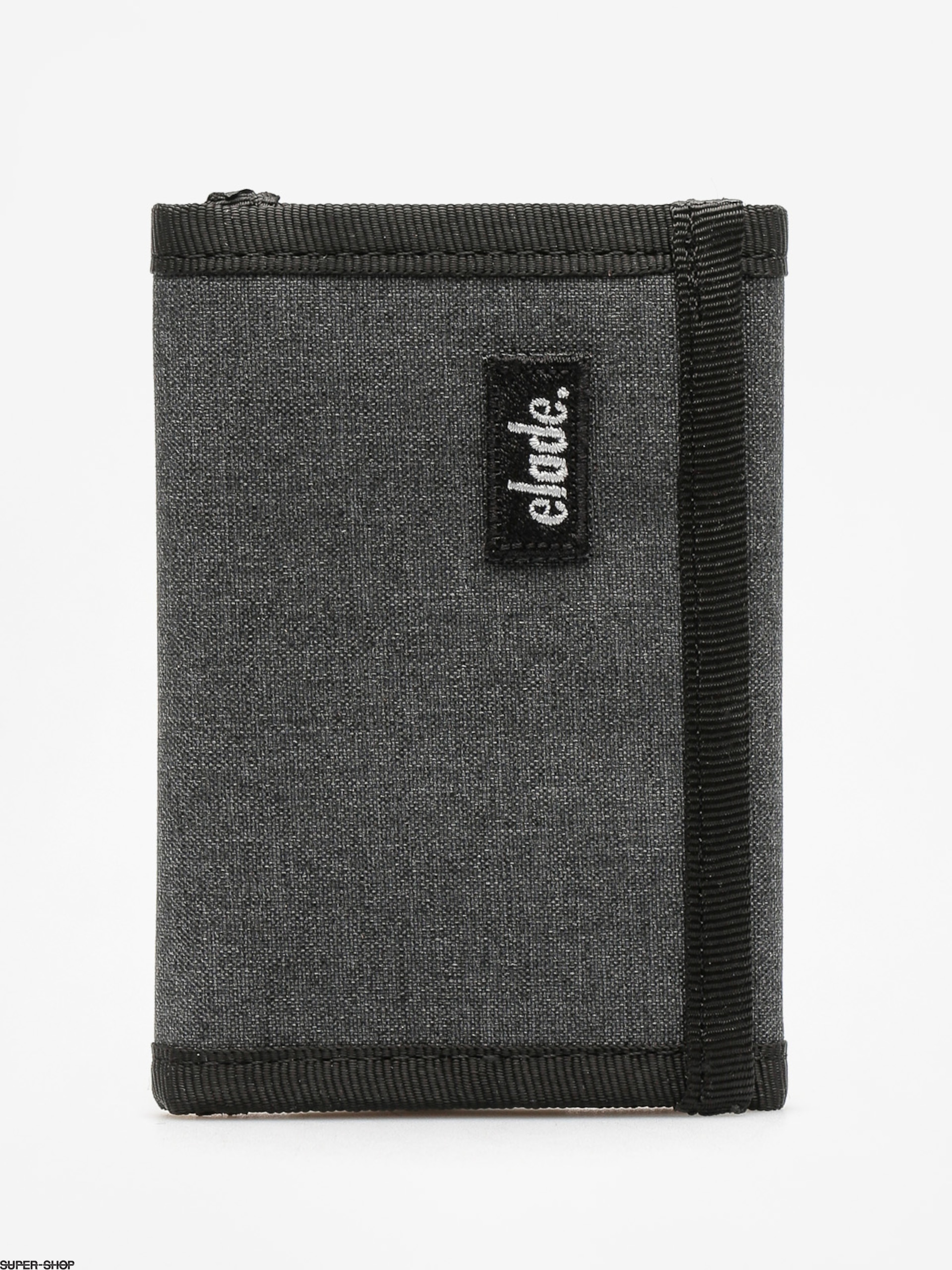 Elade Geldbörse Wallet (dark grey)