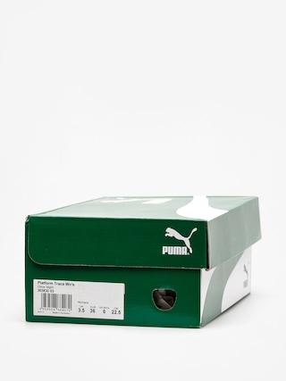 Puma Shoes Platform Trace Wmn (olive night)
