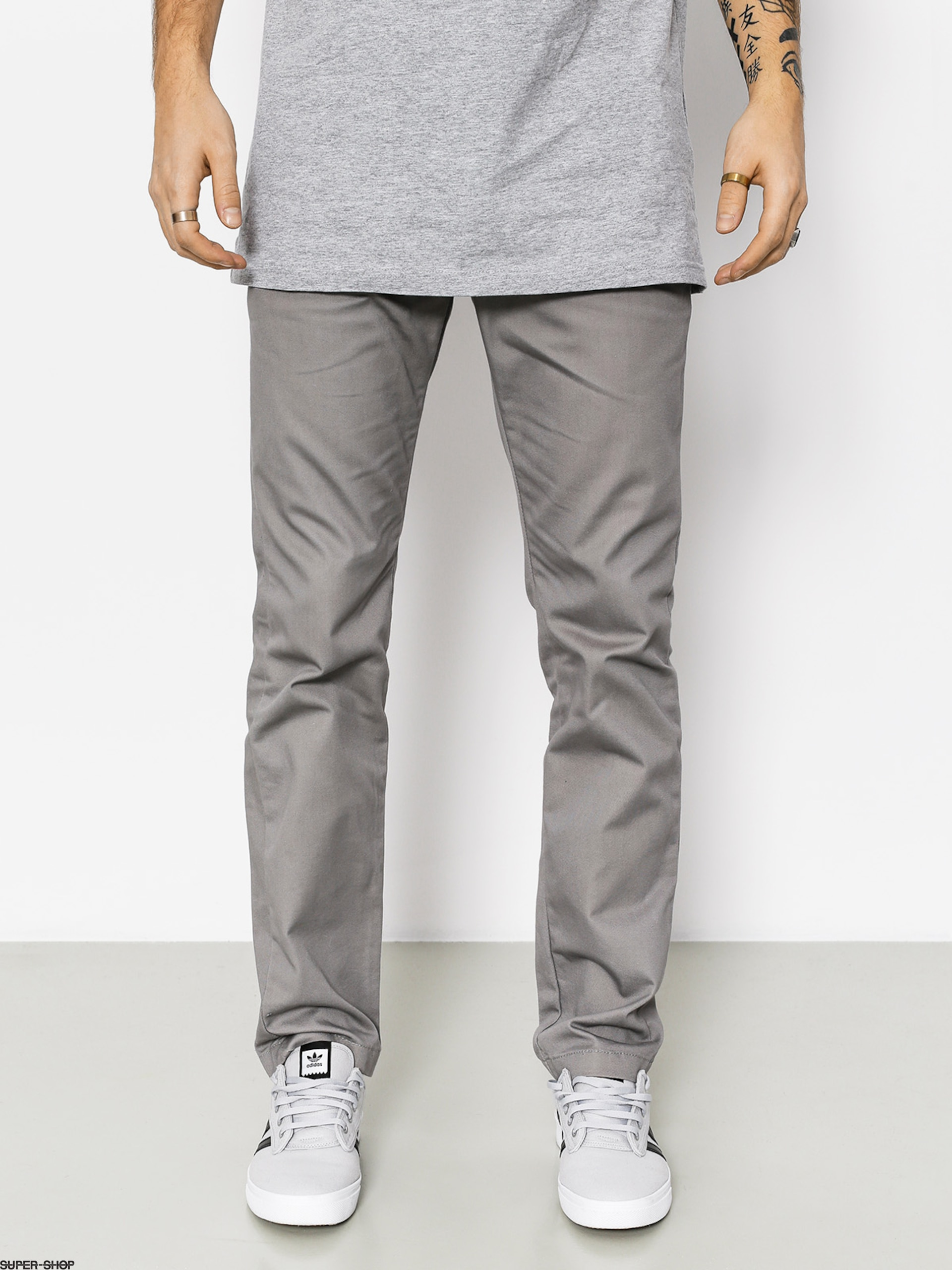 Vans Pants Authentic Chino (frost/grey)