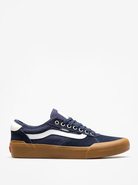 Vans Shoes Chima Pro 2 (navy/gum/white)