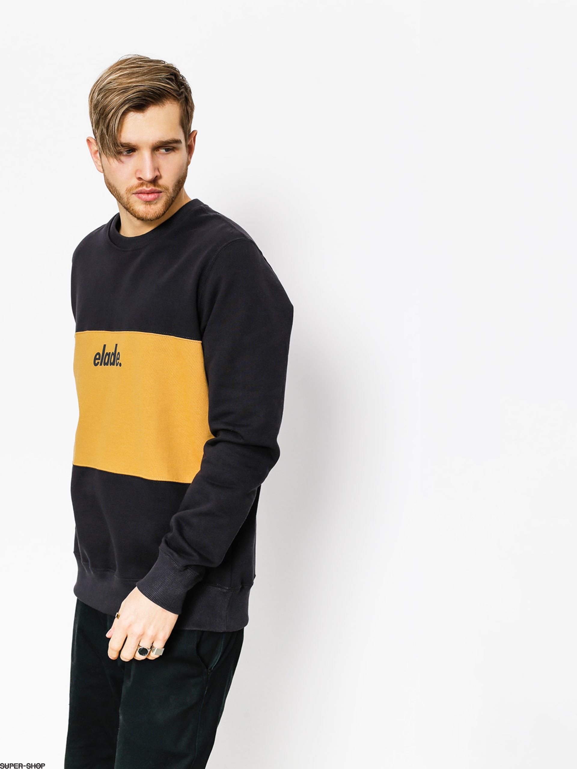 Elade Sweatshirt Two Tone