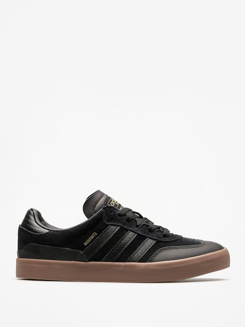 adidas Shoes Busenitz Vulc Rx (cblack/cblack/gum5)