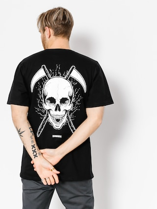 Diamante Wear T-Shirt Don't Die (black)