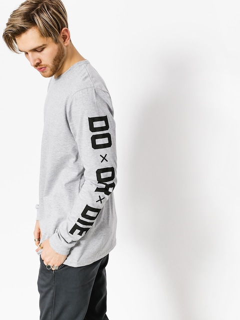 Diamante Wear Longsleeve Do Or Die (grey)