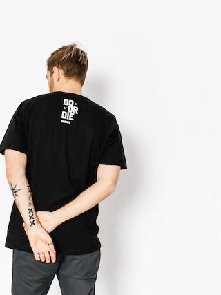 Diamante Wear T-shirt Do Or Die (black)