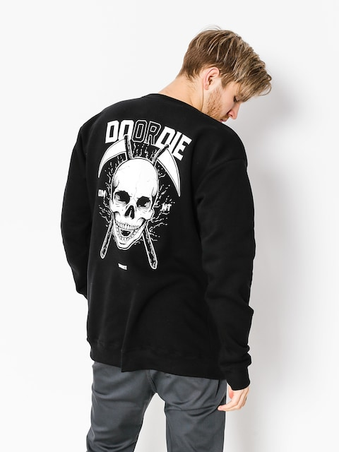 Diamante Wear Sweatshirt Do Or Die (black)