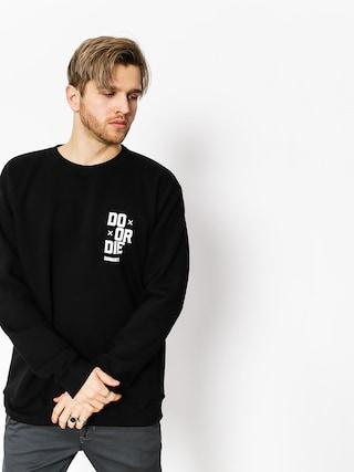 Diamante Wear Sweatshirt Do Or Die (black)