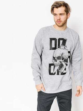 Diamante Wear Sweatshirt Do Or Die (grey)