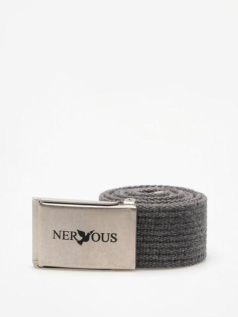 Nervous Belt Classic (grey)