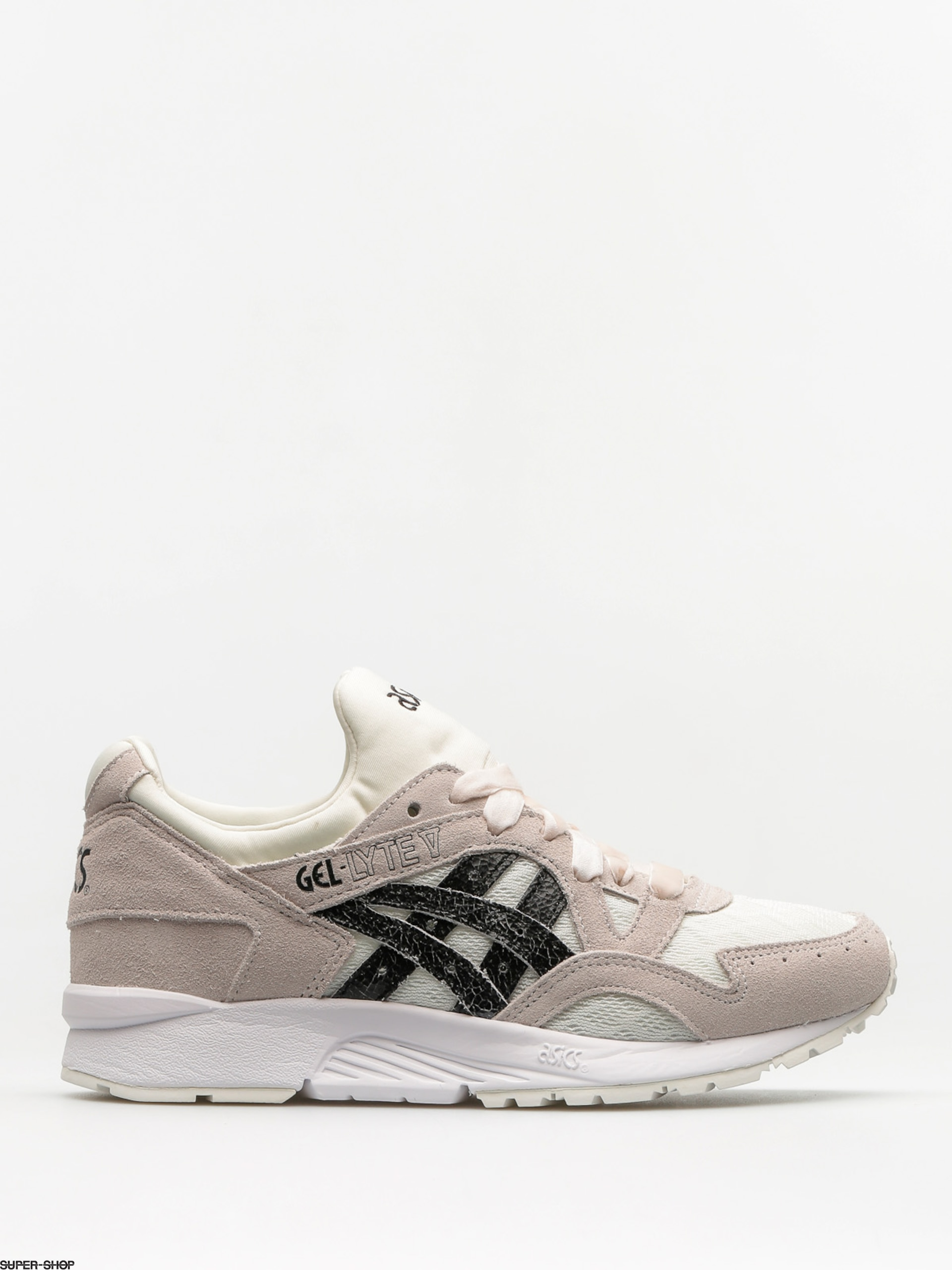 47947470f5 ASICS Tiger Schuhe Gel Lyte V Wmn (cream/black)