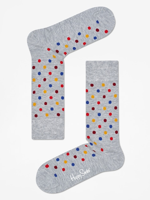Happy Socks Socks Dot (grey/multi)