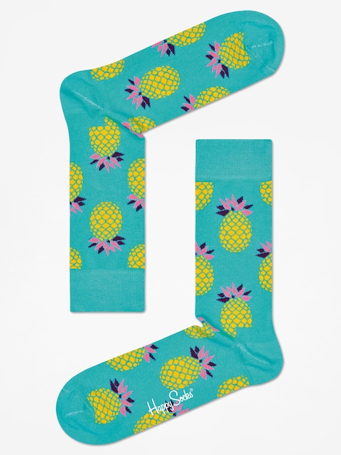 Happy Socks Socks Pineapple (mint)