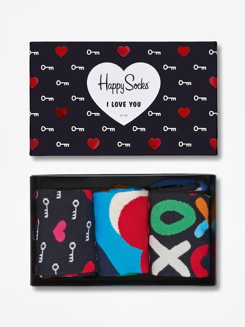 Happy Socks Socken Giftbox 3pk (multicolor)