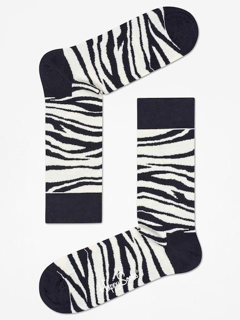 Happy Socks Socks Zebra (black/white)