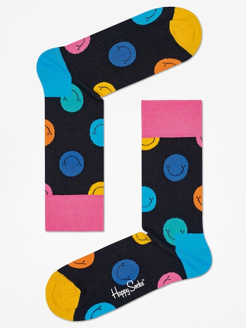 Happy Socks Socks Smile (black/multi)