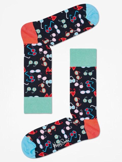 Happy Socks Socks Glasses (black/multi)