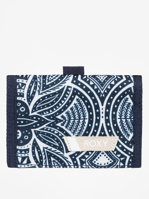 Roxy Wallet Small Beach Wmn (marshmallow tribal vibes strip)