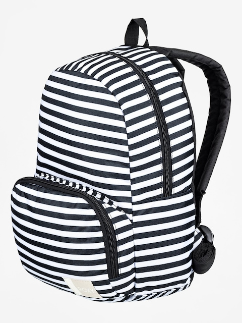 Roxy Backpack Always Core Wmn (bright white basic stripe)