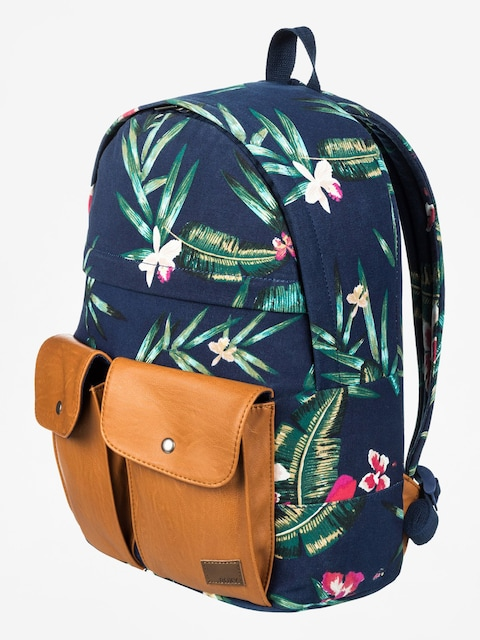Roxy Backpack Stop And Share Wmn (dress blue isle)