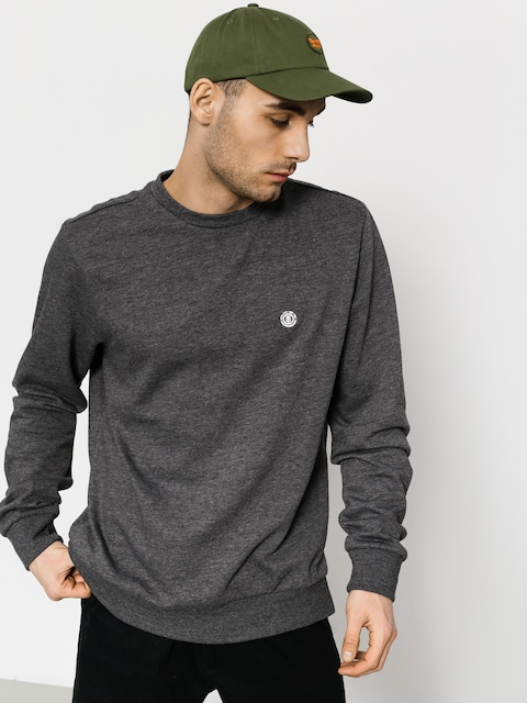 Element Sweatshirt Cornell Classic Cr (charcoal heathe)