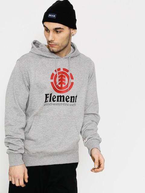 Element Hoodie Vertical HD (grey heather)