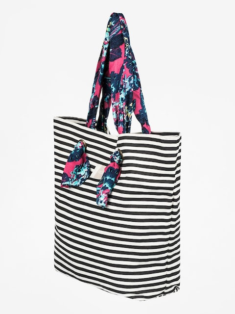 Roxy Schultertasche Act Together Wmn (bright white basic stripe)