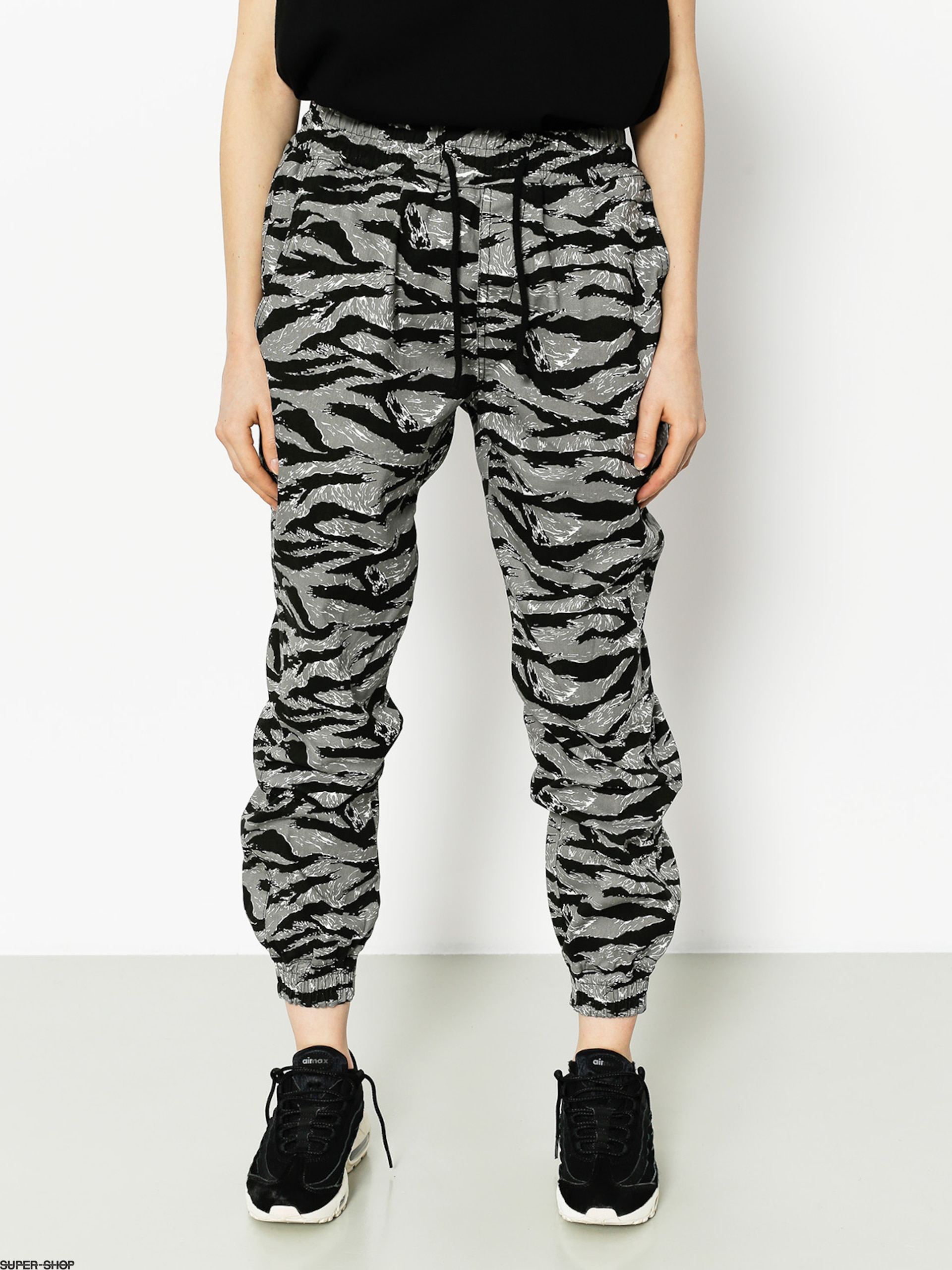 Diamante Wear Pants Classic Rm Jogger (tiger camo)
