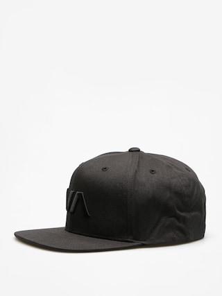 RVCA Cap Va Snapback II ZD (black black) 2f519844c1bf