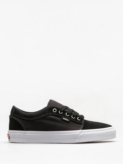 Vans Schuhe Chukka Low (black/white/chili/pepper)
