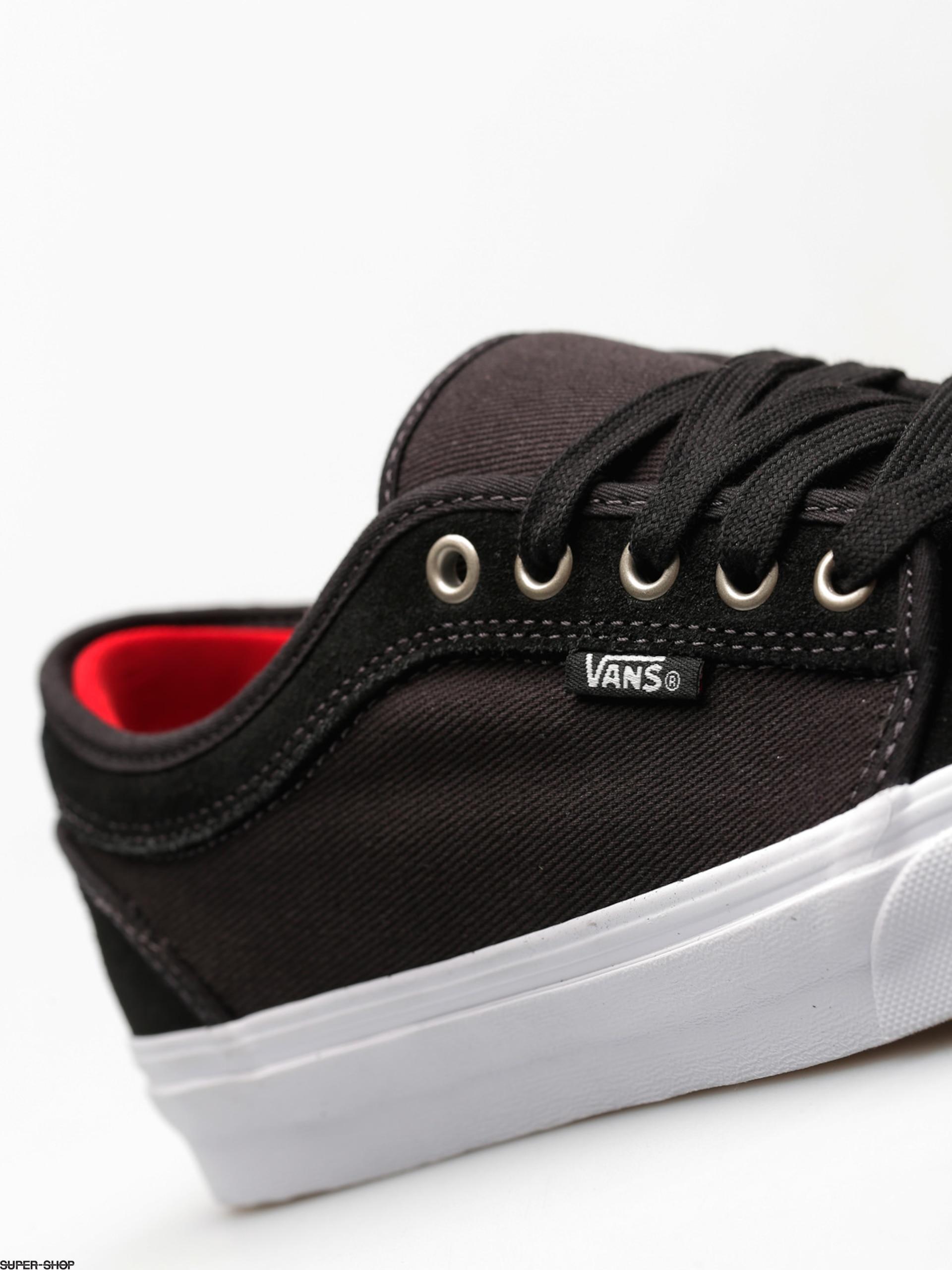 fa3883fcead8 Vans Shoes Chukka Low (black white chili pepper)