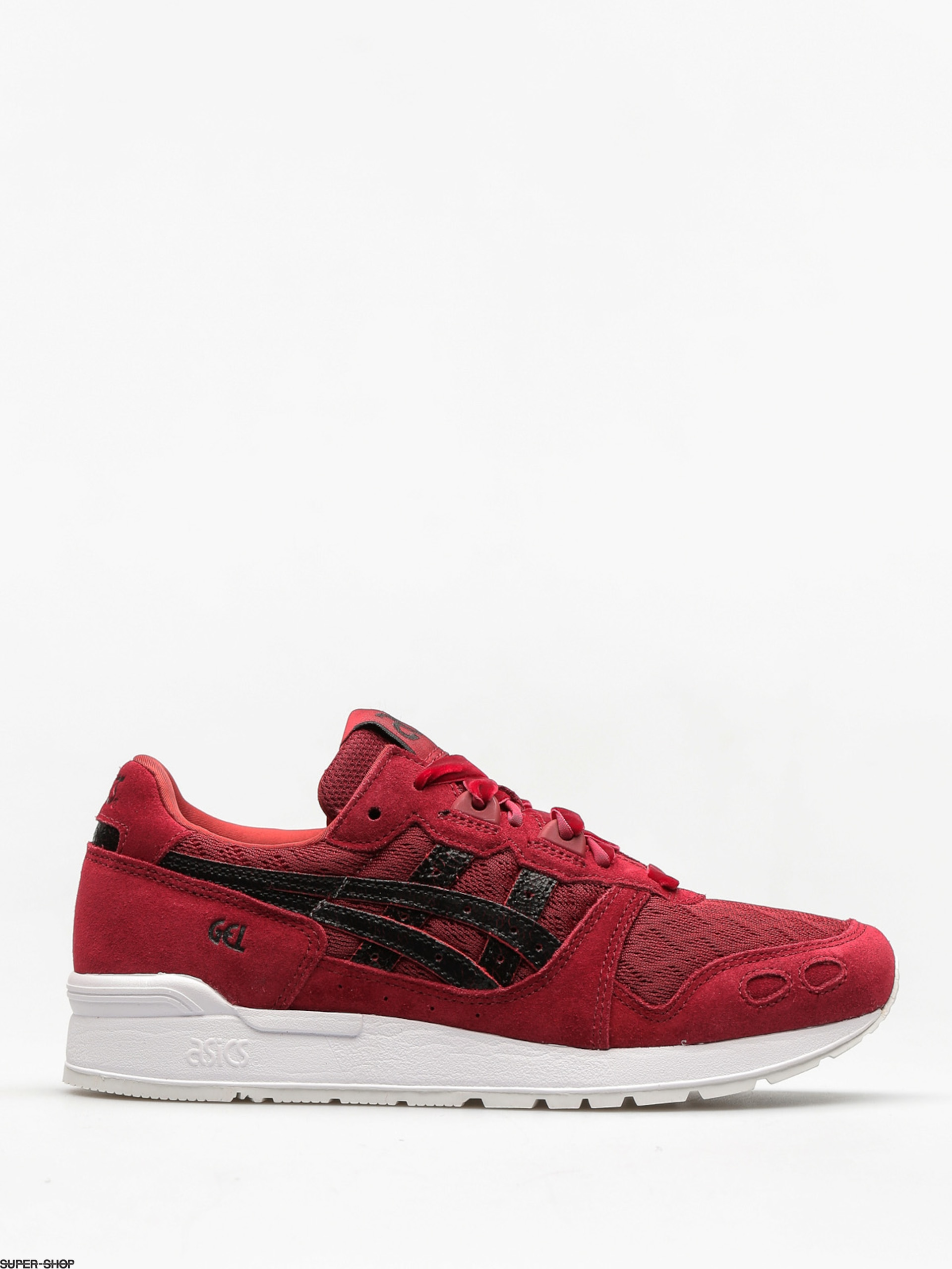 ASICS Tiger Shoes Gel Lyte Wmn (burgundy/black)