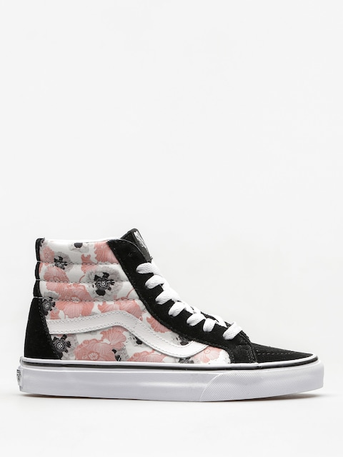 Vans Schuhe Sk8 Hi Reissue (california/poppy/multi/true/white)