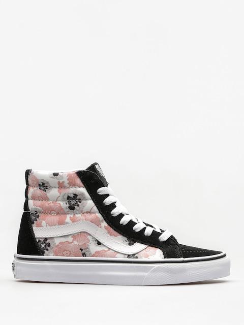 Vans Shoes Sk8 Hi Reissue (california/poppy/multi/true/white)