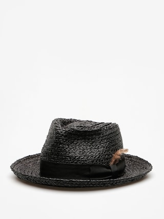 Brixton Hat Crosby Fedora (black)