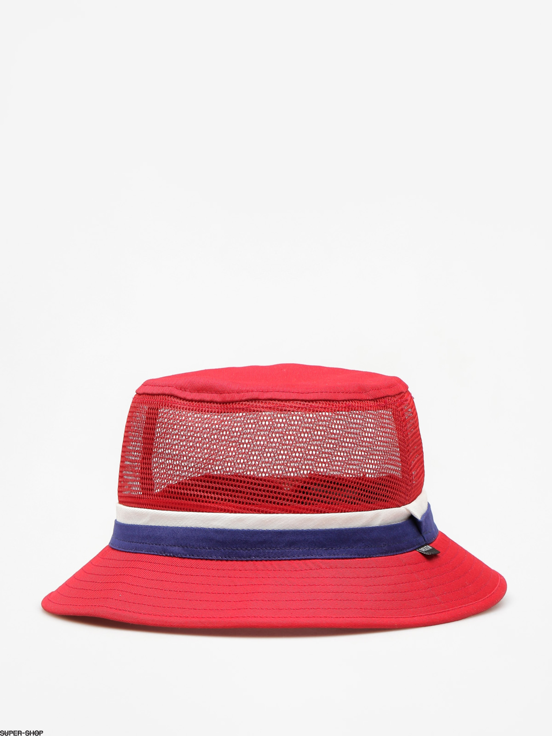 Brixton Hat Hardy (red/navy)