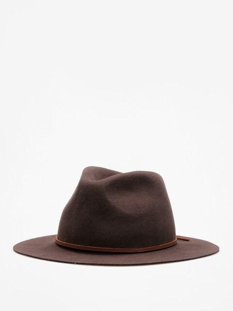 Brixton Hat Wesley Fedora (chocolate)