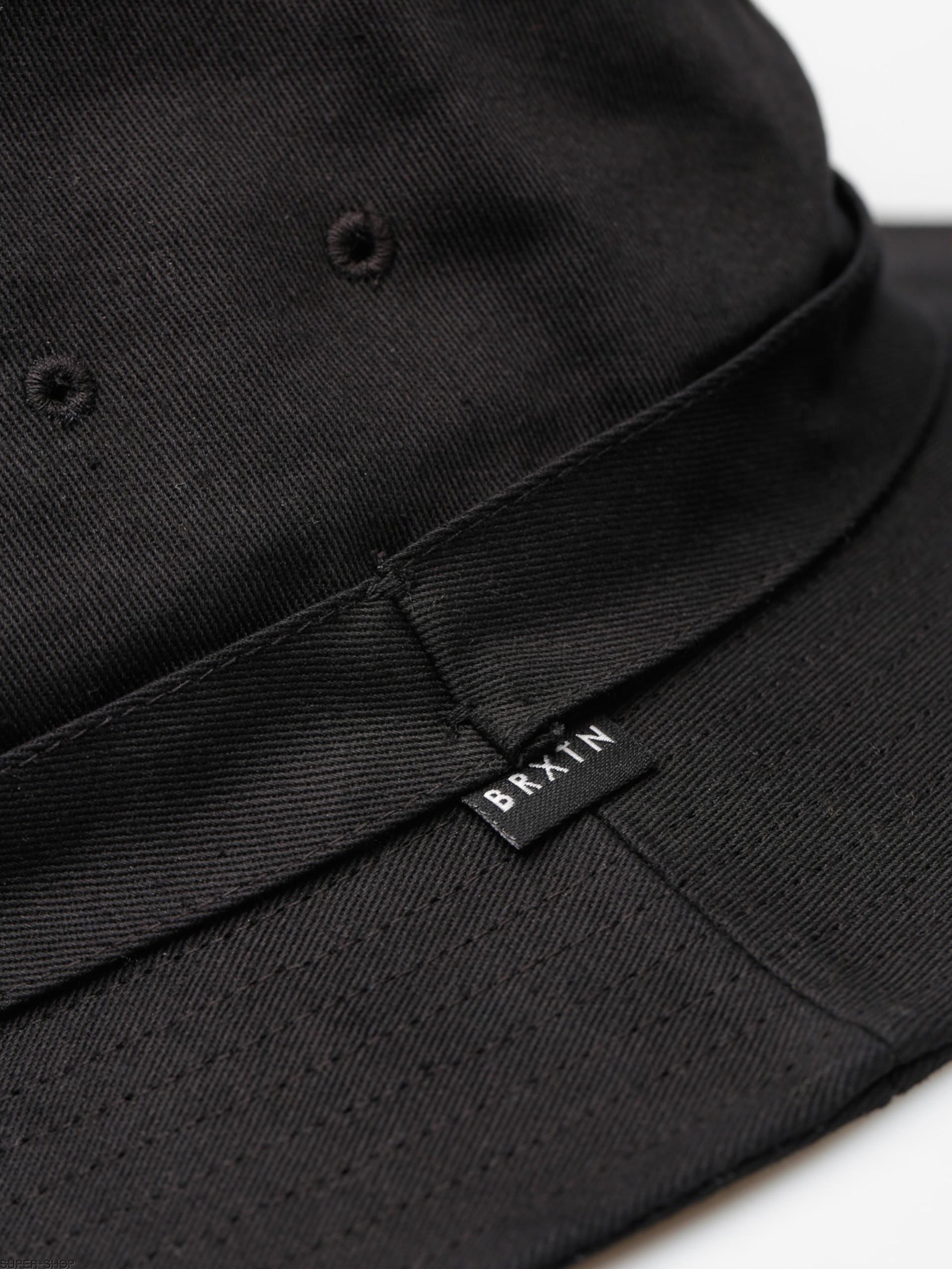 93cf5cc86c1ae Brixton Hat Ronson Fedora (black)